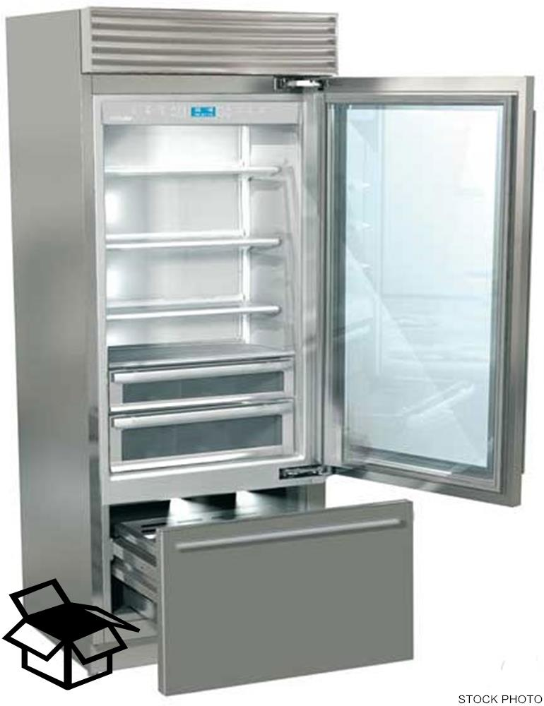 Fhiaba Xg8990tgt6iu 36 Quot Rh Pro Fridge Glass Door
